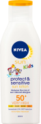 Kids Sun Lotion Spf 50+, 200 ml